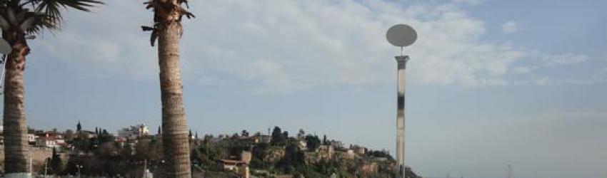 Antalya im Februar 20 Grad Langzeiturlaub