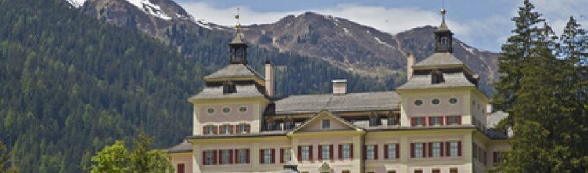 Urlaub im Südtiroler Schlosshotel