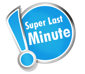 Superlastminute, reisen mit, super, last